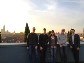 First group photo, November 2012