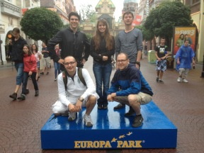 Trip to Europa Park, July 2013