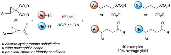 Donor Acceptor TOC