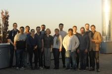 Group photo at Sreejith's PhD defense. Oct. 2018